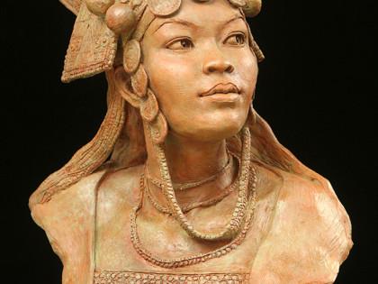 Akka Hill Tribe Women